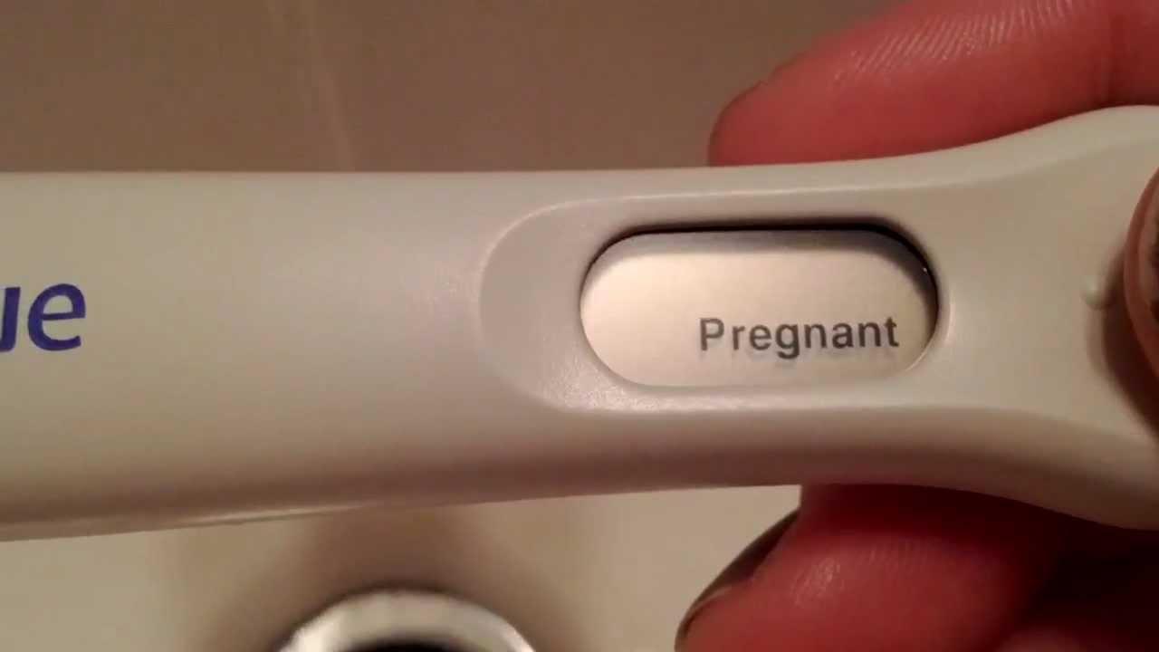 pregnant-test