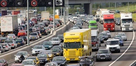 Rush hour traffic increases the risk of heart disease