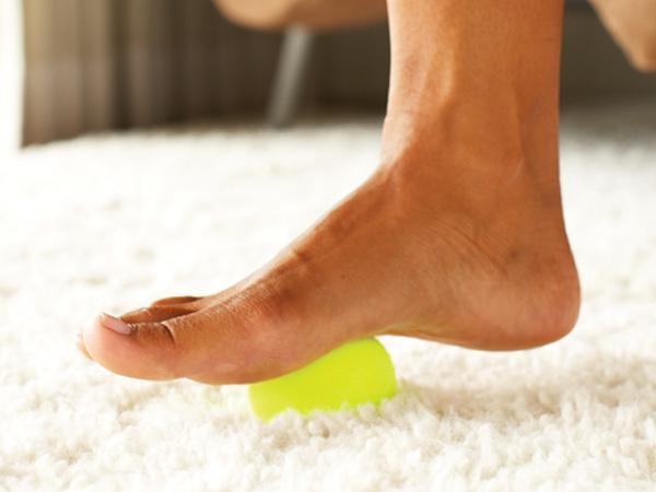 common feet problems