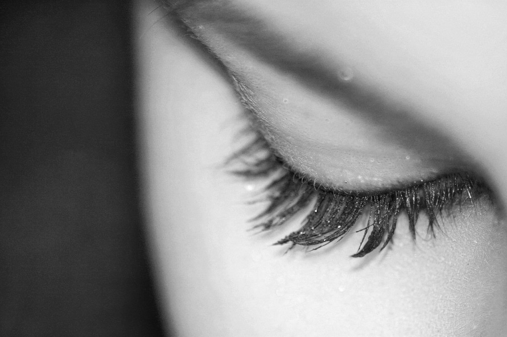 relaxation of eyes
