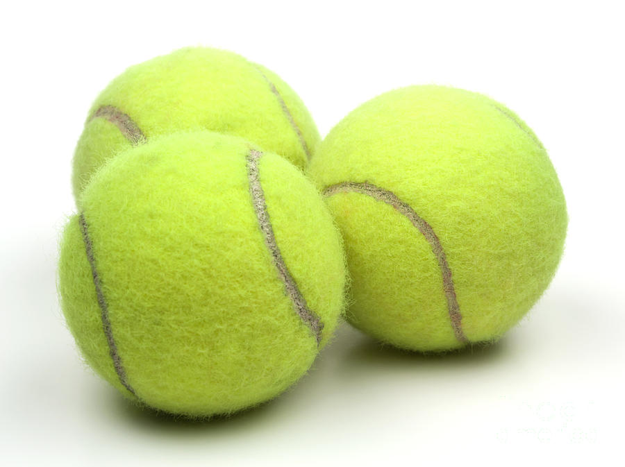tennis ball excersise to get rid of double chin