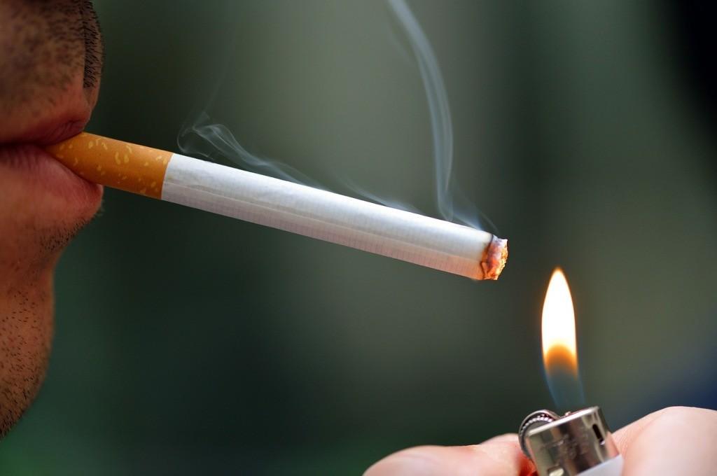 ending life with smoke