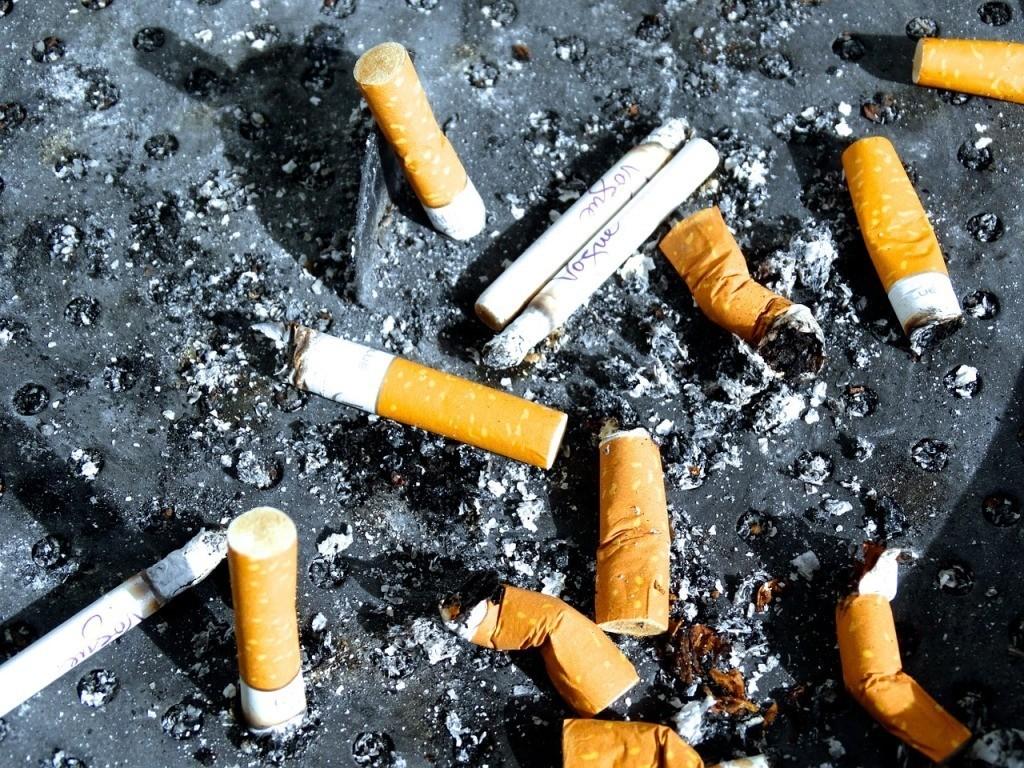 cigarette ends life