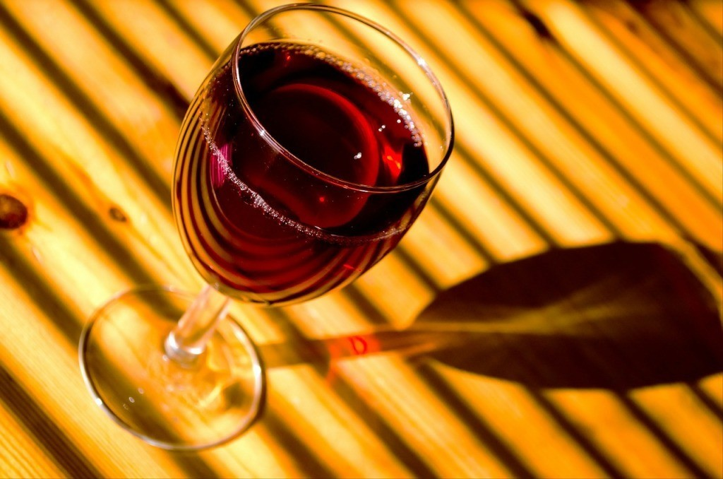 moderate consuption of wine is good for health
