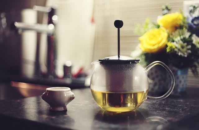 green-tea and the anti-oxidants