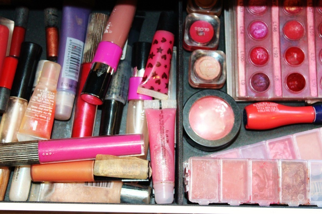 when does your makeup become harmful