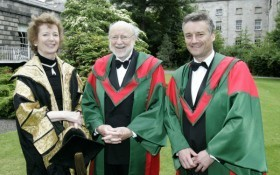 A Victorious Achievment For The Irish Boys On Winning The Nobel Prize In Medicine