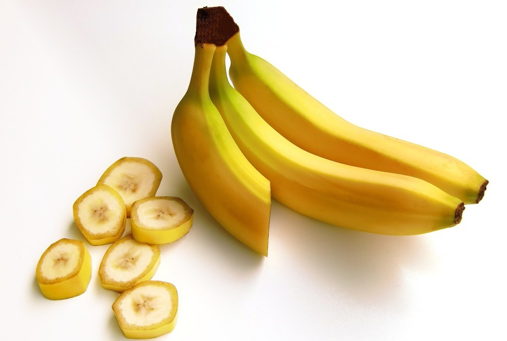 bananas to improve fertility