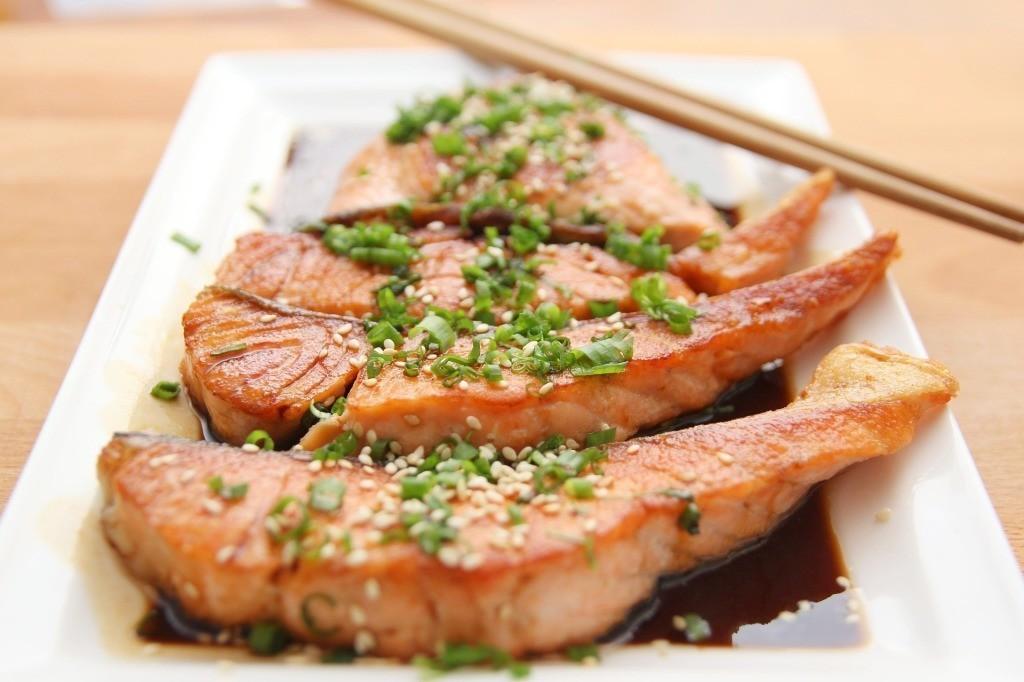 salmon fish full of omega 3
