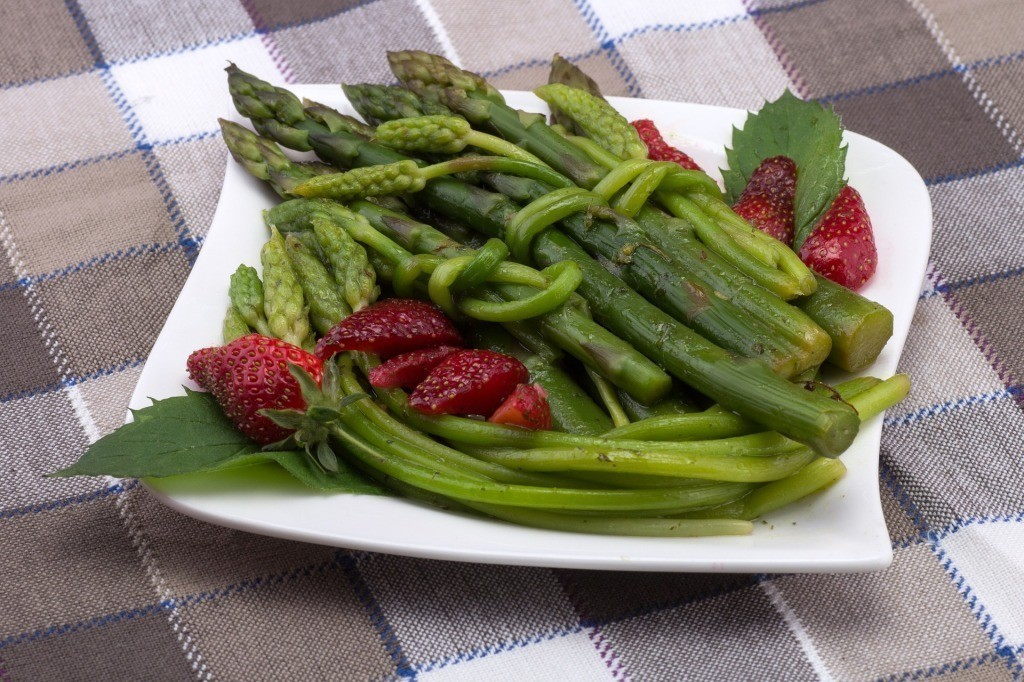 One of the most effective vegetable for fertility